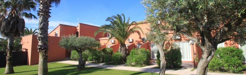 Jardin résidence Antinea