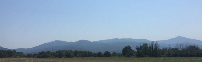 Coté montagne