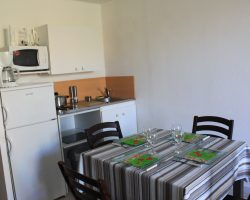 appart 4-5 pers kitchenette