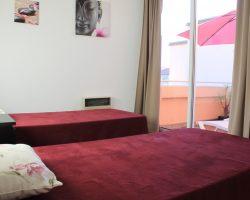 appart 4-5 pers chambre avec un lit double
