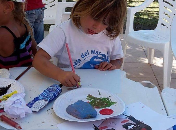 Ateliers artistiques pour les enfants